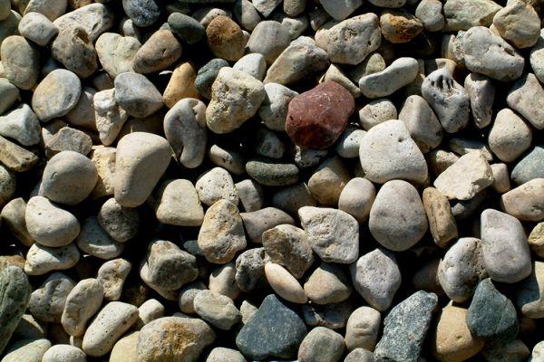Gravel, Stone, Rock