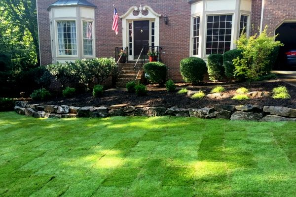 Landscape Management Services Commercial Landscapers